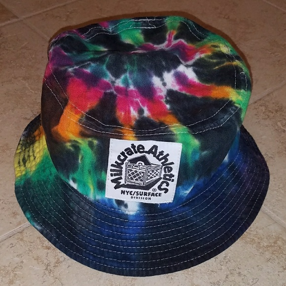 4e45f4c5c67 milkcrate athletics Accessories - Milkcrate Athletics tie dye bucket hat
